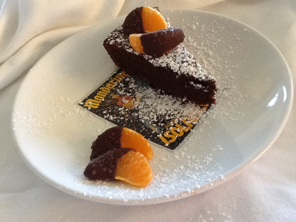 cucinadiammina_flourless chocolate with chocolate dipped oranges_9