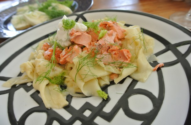cucinadimammina_roasted salmon & fennel summer pasta_19